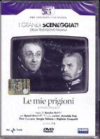 2 DVD Caja Serie Del Drama Rai El Mie Restauradas Foà Cinquetti Completa Nuevo