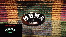 MDMA LSD Candy Flip LSD25 Ecstasy Molly Acid Hippie Flip Lapel Hat Pin