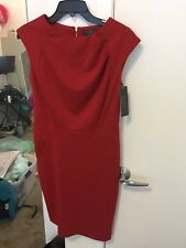 The limited red Womens Dresses size 2