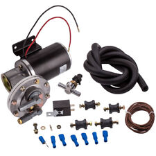 "Electric Vacuum Pump Kit Set for Brake Booster 12 Volt 18"" to 22"""