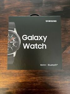 Samsung Galaxy Watch 46mm Silver Smartwatch!