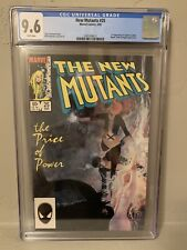 The New Mutants #25 CGC 9.6 NM+ First Appearance Legion