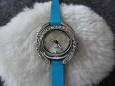 New Avon Quartz Ladies Watch with a Blue Band
