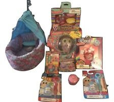 Distroller Deluxe Bundle Baby Bosini With Tooth+Incubator+Food+Clothing+Bassinet