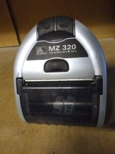 Zebra MZ320 Mobile Bluetooth Portable Label Label Printer M3E-0UB0E020-00
