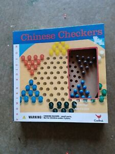 Cardinal Boardgame Chinese Checkers