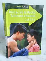 ClassicoLycée Balzac et la petite tailleuse chinoise Dai Sijie  2010