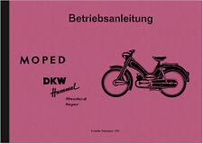 DKW Hummel standard super manuel d'utilisation mode d'emploi manuel manual