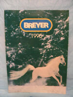 1990 Large Breyer Dealer Catalog with Horses Cows Wildlife Accessories etc