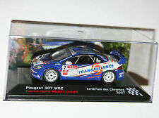 PEUGEOT 307 WRC - Rally 2007 Criterium des Cevenne 1/43