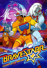 BraveStarr: Complete Series (DVD, 2011, 7-Disc Set)    BRAND NEW