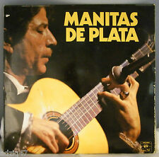 """♫ 33 T VINYL MANITAS DE PLATA """" SOLEARES / EL NO-NO / POR ALEGRIAS """"..."""" ♫"""