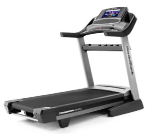 """NordicTrack Commercial Series 14"""" HD Touchscreen Display Treadmill 2450 Model"""