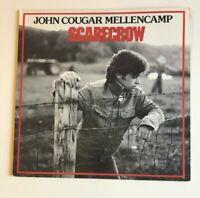 John Cougar Mellencamp Scarecrow Vinyl LP Record Album 1st Edition 1985