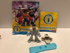 Imaginext Series 9 Abominable Snowman Blind Bag New But Open Package For Photo