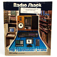 Vintage Radio Shack 1989 Catalog - Tandy Color Computer 3 & More 183 Pages