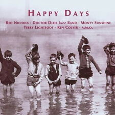 Happy DAYS VOL. 1 & VOL. 2 various Sampler DOPPIO CD JAZZ acum