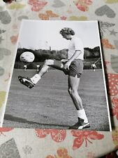 ENRIQUE WOLFF, REAL MADRID FC, 1977-1979, ORIGINAL PHOTO
