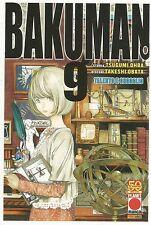 MANGA - Bakuman N° 9 - Prima Edizione - Planet Manga - ITALIANO NUOVO