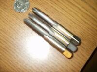 NEW REGAL BELOIT TAP 5//16-24 STI PLUG H3 4 FLUTE HSS USA  581