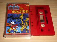 Hörspiel Kassette - Fix & Foxi - Das Spukschloss