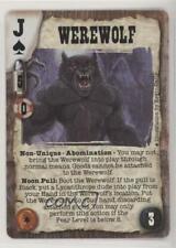 1998 Deadlands Doomtown CCG - Episode 4 Werewolf rs0