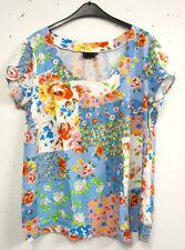 Normalgröße Kurzarm Damen-T-Shirts aus Viskose