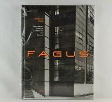 JAEGGI - Fagus - Industriekultur zwischen Werbund und Bauhaus - Jovis 1998