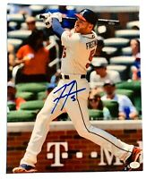 FREDDIE FREEMAN Original Signed Autographed 8X10 BRAVES Photo PAAS COA Authentic