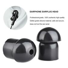 S+M+L 6Pairs Replacement Soft Silicone Earplug Earbuds Ear Plugs For Radio