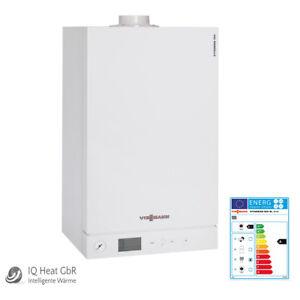 Viessmann Vitodens 100-W 19 oder 26 kW Gas Brennwertgerät Heiztherme