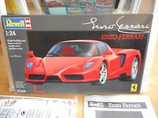 Modelkit Revell Enzo Ferrari on 1:24 in Box