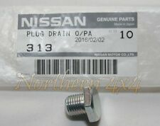 Nissan Patrol GQ GU Auto trans sump plug