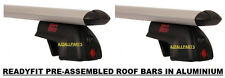 Pour toyota RAV4 2.0 2.0TD 2.2TD 2.5 13 14 15 alluminium haut barres de toit readyfit