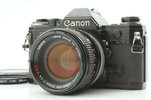 【 EXC 】 Canon AE-1 35mm SLR Film Kamera & Fd 50mm F/1.4 S.S.C Linse Aus Japan