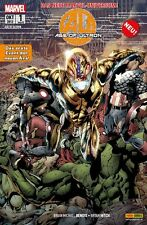 AGE OF ULTRON (deutsch) # 1,2,3,4+5 komplett  IRON MAN,AVENGERS,SPIDER-MAN,X-MEN