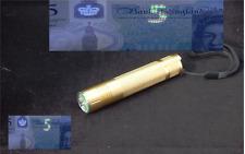 Torcia UV 365NM per Cura Colla Loca, Montaggio Mosca, Controllare Soldi 2