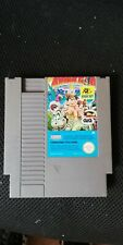 Video games THE ADVENTURE ISLAND Part 2 two per Nintendo Nes  Pal A