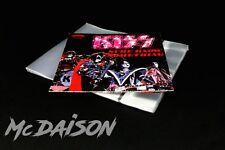 """McDAISON - 50 BUSTE dischi 45 GIRI RICHIUDIBILI copertina collezione vinile 7"""""""