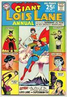 Giant Lois Lane Annual #2 - FN+/VFN- (1963) Silver Age - DC Comics