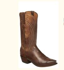New Men's Lucchese N1657.74 Clint cowboy boot