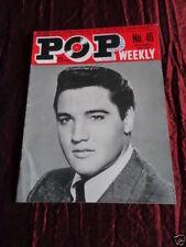 July Pop Music, Dance & Theatre Magazines