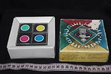 Soviet Russian USSR vintage brain teaser puzzle magic figures toy in native box