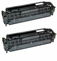 2x Toner Black Alternative For HP Color Laserjet Pro MFP M-476-nw MFP M-476-dn