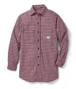 Rasco FR Plaid  Flame Resistant Work Shirts