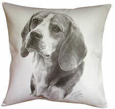 Perfect Gift English Setter MS Breed of Dog Themed Cotton Cushion Cover
