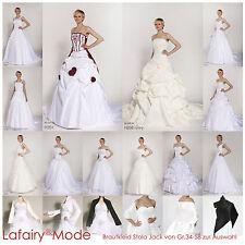 Vestido de boda vestidos de novia novia chaqueta estola bolero wedding dress más modelo