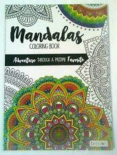 Coloring Mandalas Adult Stress Relief Book