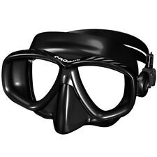 Auction Promate ProSlender Purge Dive Mask Goggles for Scuba Diving Snorkeling