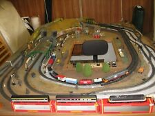 More details for hornby 00 2 rail 3 train layout